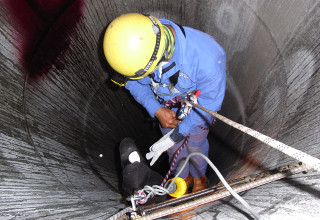 Confined Spaces Entr