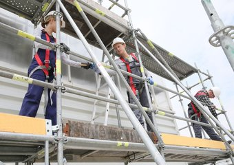 Scaffold Safety Inspection