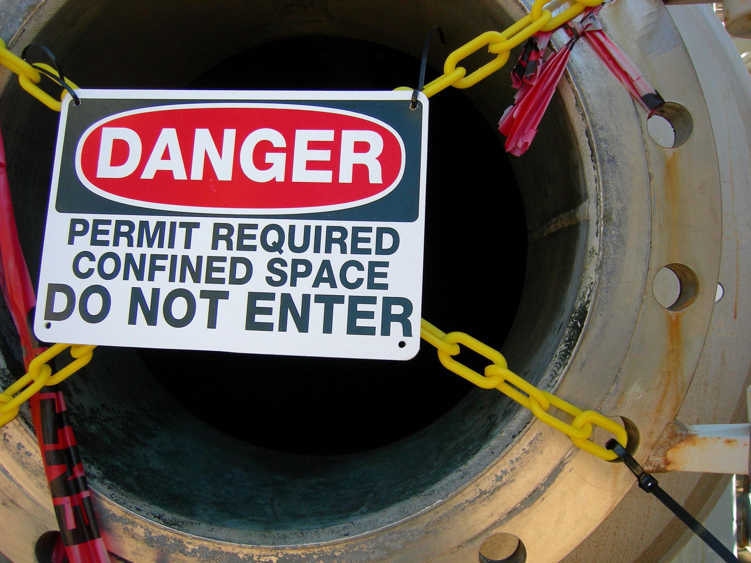 Confined Space - Low